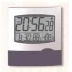 HIGROMETRO TERMOMETRO RELOJ DIGITAL-10ºC+50ºC 10-95%HR MARCA SATI MODELO WQ44