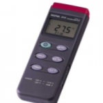 TERMOMETRO DIGITAL -200ºC+1370ºC ENTRADA SENCILLA RS-232 MARCA TECPEL MODELO DTM 315