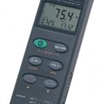 TERMOMETRO DIGITAL -200ºC+1370ºC USB DATALOGGER ENTRADA SENCILLA, TIMER MARCA TECPEL MODELO DTM 317
