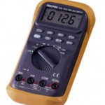 MULTIMETRO DIGITAL AUTORANGO 20 AMP. 3,5 DIGITOS MARCA TECPEL MODELO DMM 127