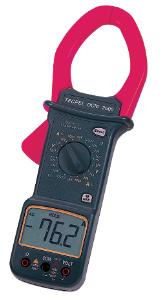PINZA VOLTIAMPERIMETRICA 1000 AMP. MARCA TECPEL MODELO DCM 2600