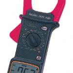 PINZA VOLTIAMPERIMETRICA 1500 AMP.AC/2000 MARCA TECPEL MODELO DCM 2608