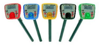 TERMOMETRO DIGITAL -50 / 150 ºC,HOLD, MIN,MAX, 13 cms LARGO, MARCA UEI