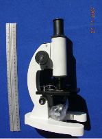 MICROSCOPIO MONOCULAR OBJETIVO 16X AMPLIACION TOTAL DE 80 A 200 MARCA ZHIFONG MODELO XJX 14