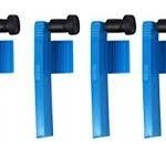 Paquete X 6 Plumillas Color Azul para Termografo Barton