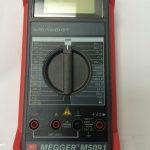 MULTIMETRO DIGITAL 0.5 PRECISION 20 AMP. A PRUEBA DE AGUA MARCA AVO MEGGER BIDDLE MODELO M 5091