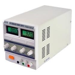 FUENTE DIGITAL REGULADA 30 VDC 5 AMP MARCA E SUN MODELO GX1731SL5A