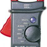 PINZA DIGITAL 400 AMP MARCA FLUKE MODELO 30