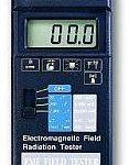 MED.RADIACION ELECTROMAG. 20/200/2000 MICROTESLAS MARCA LUTRON MODELO EMF 823