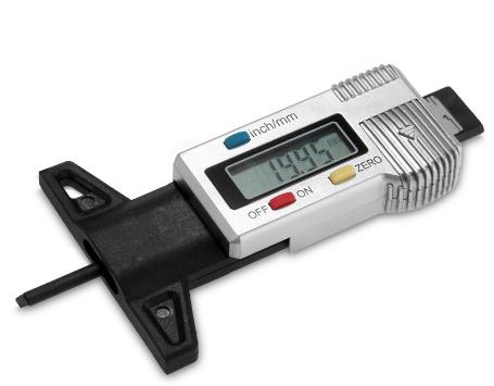 Medidor de profundidad desgate llantas motos carros etc Modelo TL 881