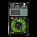 MULTIMETRO DIGITAL/ANALOGO 3 3/4CAP. FREC. RMS MARCA RISHBAH MODELO MAX 14