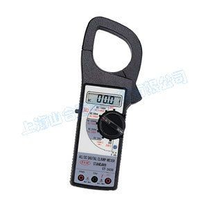 PINZA DIGITAL 1500AMP AC/DC ACV750 OHM 200/1500 DCV1000 MARCA SEW MODELO ST 3602