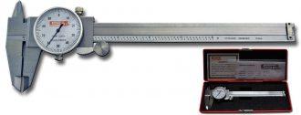 Calibrador Dial Marca Gal Gage Cat SPI15-804-8