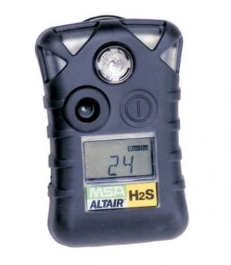 Detector de Gas H2S - Marca: MSA - Modelo: Altair P/N: 10092521