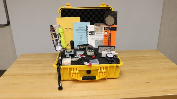 Kit de inspección de tuberías