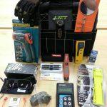 KTA Kit de inspección comercial