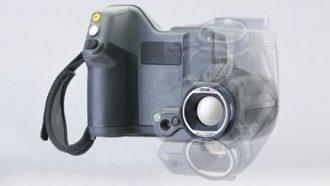 Cámara de imagen térmica FLIR T420bx