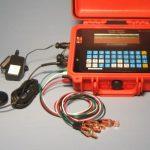 Cath-Tech Smart Logger II de doble entrada con GPS