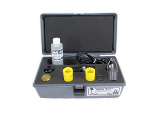 Tinker & Rasor Silver-Silver / Chloride (AgAg / Cl) Kit de electrodos de referencia