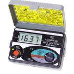 Telurometro digital, Marca: Kyoritsu, modelo: 4105A
