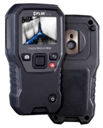 MR160 de FLIR Medidor de imágenes de humedad