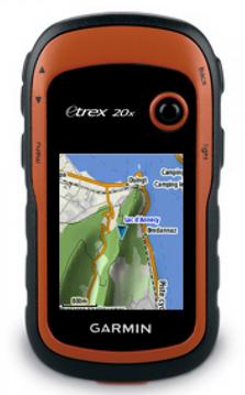 GPS DE MANO COMPACTO, MARCA: GARMIN, MODELO: eTREX 20