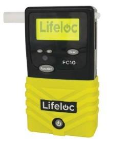 Alcoholimetro LIFELOCK FC10