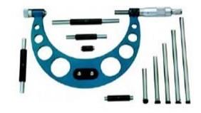 Micrometro para exteriores TIDE 600-9406