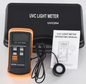 Medidor de luz uvc OMEGA UVC254