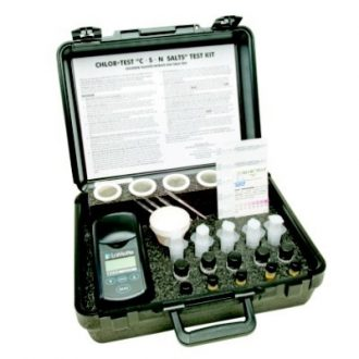 Kit chlor test CHLOR RID CSN SALTS