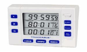Temporizador de 3 canales CONTROL COMPANY