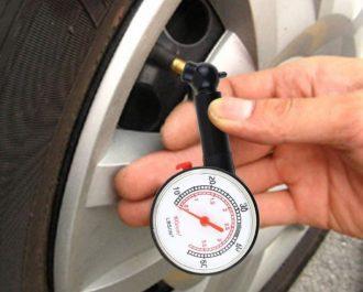 Calibrador de presion de aire de llantas TIRE GAUGE